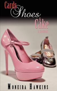 cards shoe cake